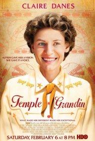 Attrice che interpreta Temple Grandin