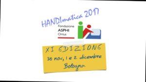 HANDImatica a Bologna: la mostra-convegno sulle tecnologie al servizio della disabilità – dal 30 novembre al 2 dicembre