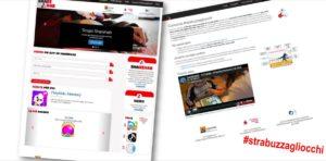 Concorso #strabuzzagliocchi: progetta prodotti digitali per bambini ipovedenti