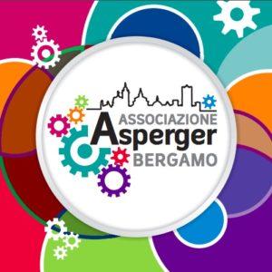 Simbolo dell'Associzione Asperger Bergamo: cerchi colorati
