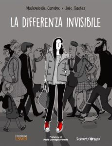 """La differenza invisibile"": una graphic novel che parla di Asperger al femminile"
