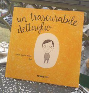 Un trascurabile dettaglio – Anne-Gaëlle Balpe